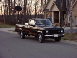 1986 Ford Ranger Regular Cab