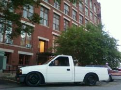 nobeans 1995 Isuzu Regular Cab