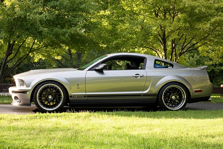 Gibby85's 2008 Ford Mustang