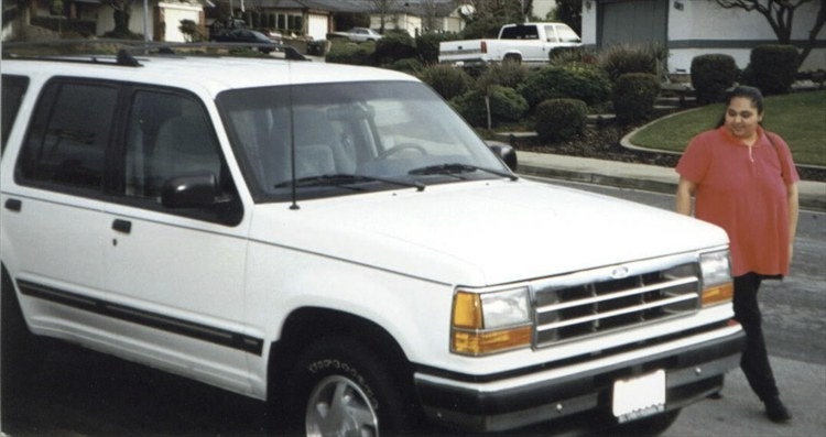 69Dealy 1992 Ford Explorer