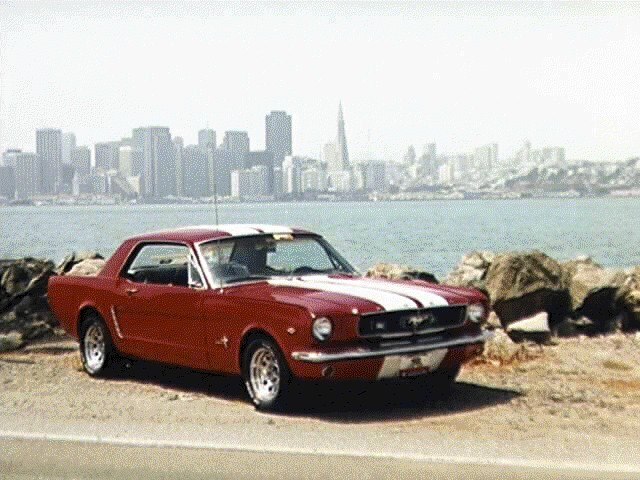 69Dealy 1965 Ford Mustang