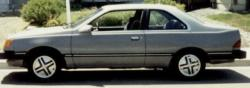 69Dealy 1984 Ford Tempo