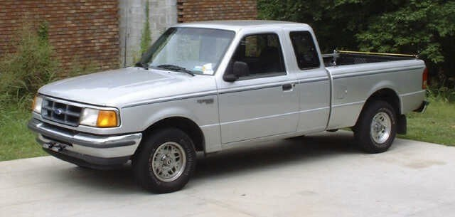 69Dealy's 1994 Ford Ranger Super Cab