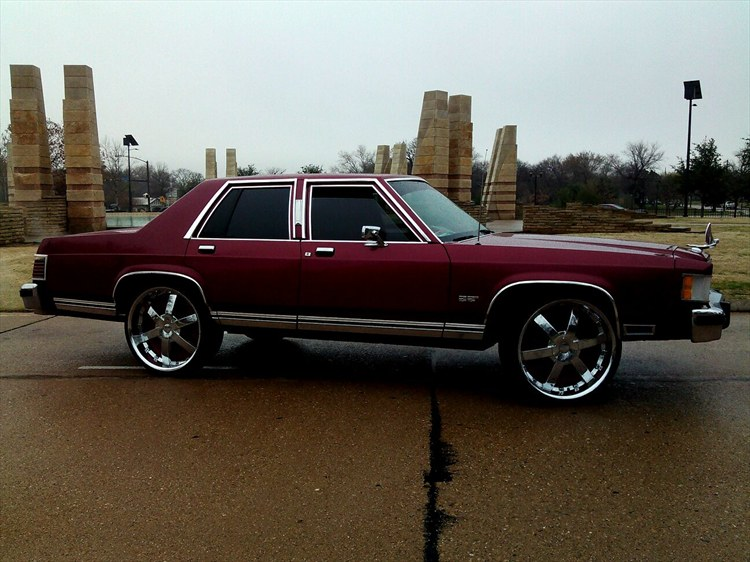 Another WESTSIDE12 1985 Mercury Grand Marquis post... - 15610440