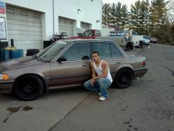 damiencivicef 1990 Honda Civic