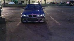 Blackseven7 2005 BMW 3 Series