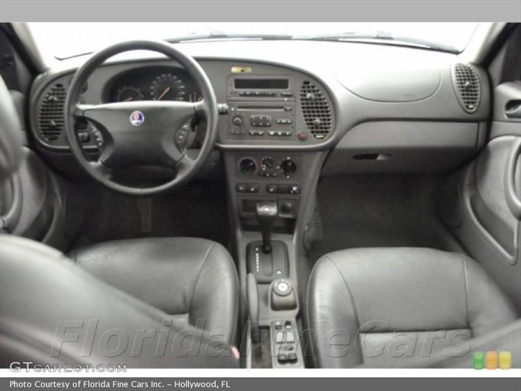 Rexvidal 2001 Saab 9 3se Convertible 2d Specs Photos