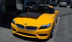 luckylaxer 2011 BMW Z4