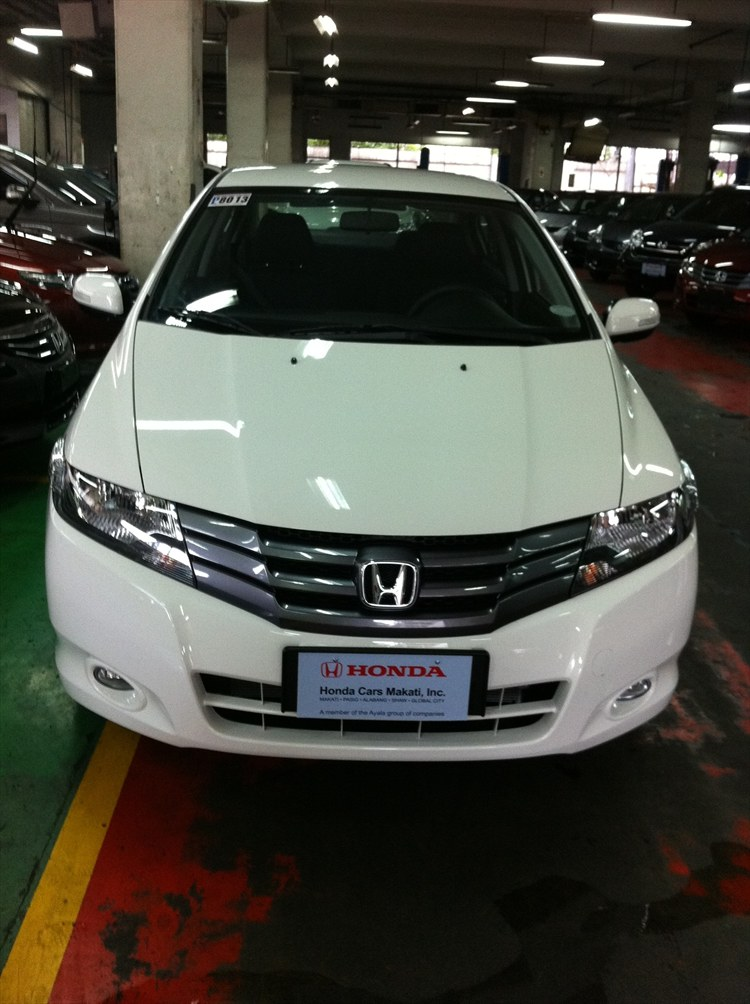 knoxville1878 2011 Honda City