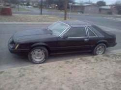 jecw11 1984 Ford Mustang