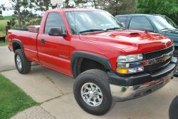 redfarmallboy 2002 Chevrolet 2500 HD Regular Cab