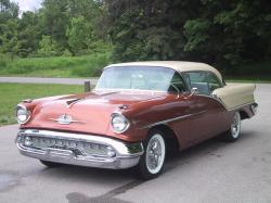 64laurentian 1957 Oldsmobile 88