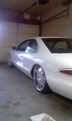 jaxsvtkinc 1997 Lincoln Mark VIII