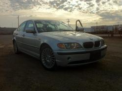 hpoladian1 2002 BMW 3 Series