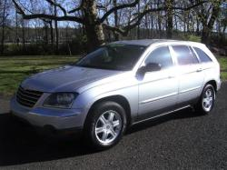 jourdanhill's 2005 Chrysler Pacifica