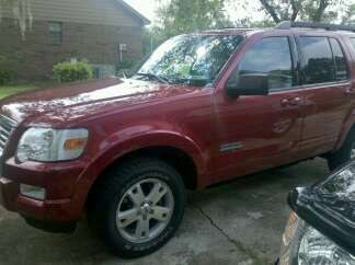 glo08 2007 Ford Explorer 18827814