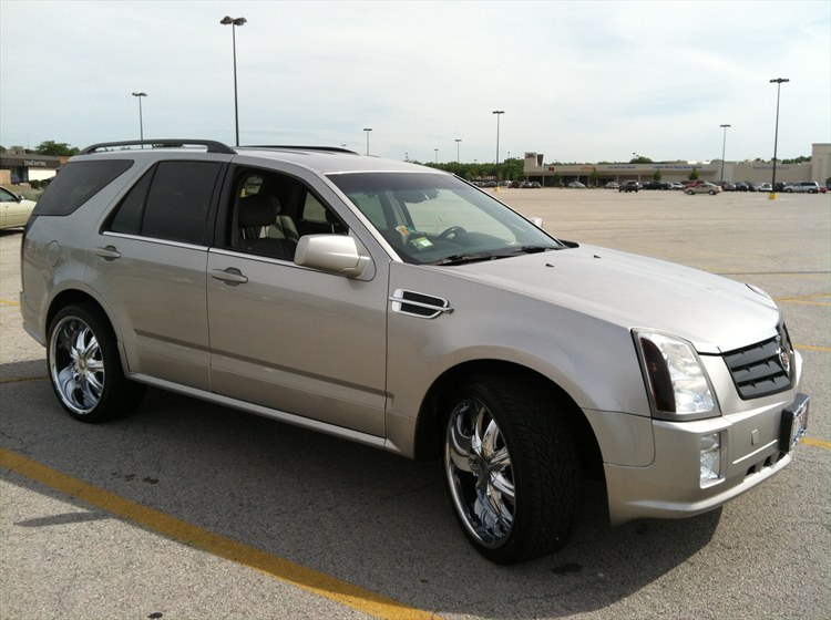 Another 9t8altima 2004 Cadillac SRX post... - 15831464