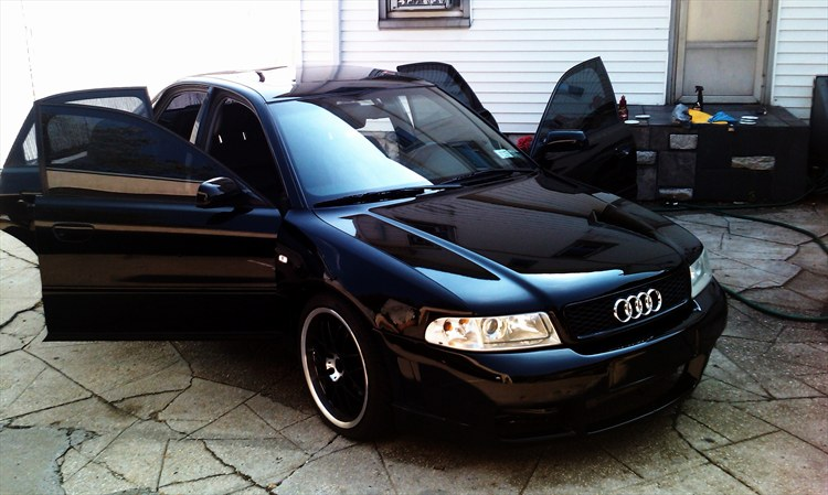 smoketherear 2000 audi a4sedan 4d specs photos modification info at cardomain. Black Bedroom Furniture Sets. Home Design Ideas