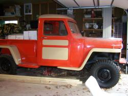 1950 Willys Pickup