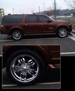 ksollie 2008 Ford Expedition EL