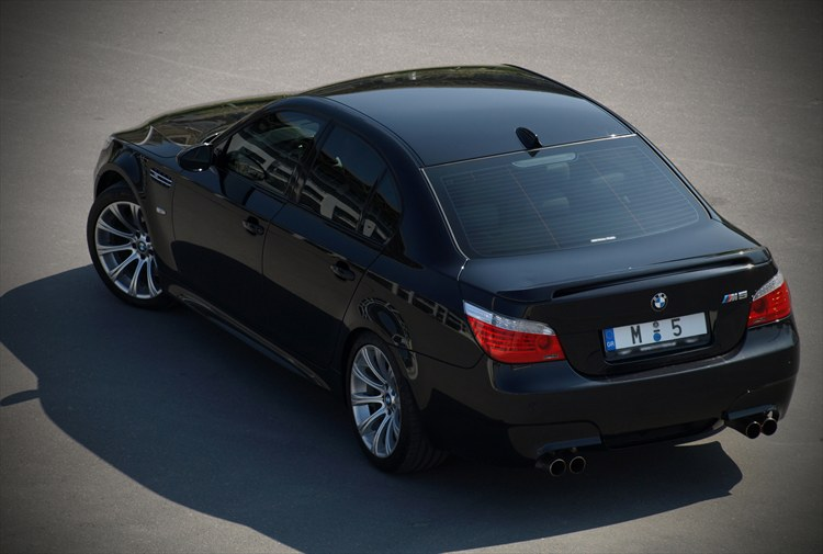 Vanvic 2007 Bmw M5sedan 4d Specs Photos Modification Info At Cardomain