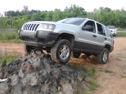 muddygrand 2003 Jeep Grand Cherokee
