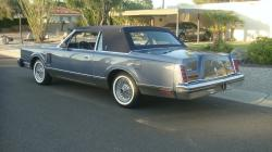 LincolnCollector 1983 Lincoln Mark VI