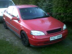 Peter-King 2000 Vauxhall Astra