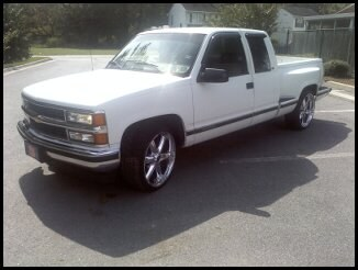 angelchevy97 1997 Chevrolet 1500 Extended Cab