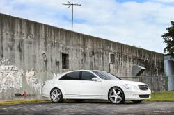 TeamSV1Forged 2010 Mercedes-Benz S-Class