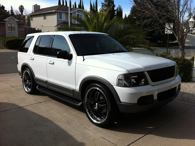 Subaru Of Concord >> thefoneguy 2002 Ford Explorer Specs, Photos, Modification ...