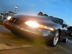 ONEBADMK8 1995 Lincoln Mark VIII