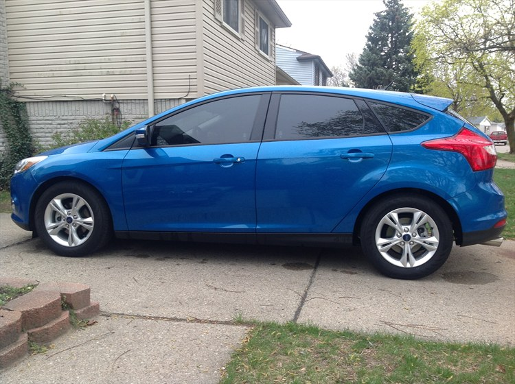 KennyL89 2012 Ford Focus 19007270