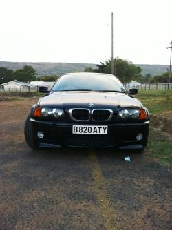 Poltraite 2000 BMW 3-Series