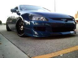 Import-Tuners 2004 Honda Accord