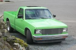 kushed6669 1982 GMC S15 Regular Cab