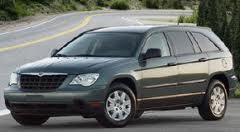 londonbee1's 2004 Chrysler Pacifica
