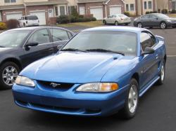 Michael X 1994 Ford Mustang