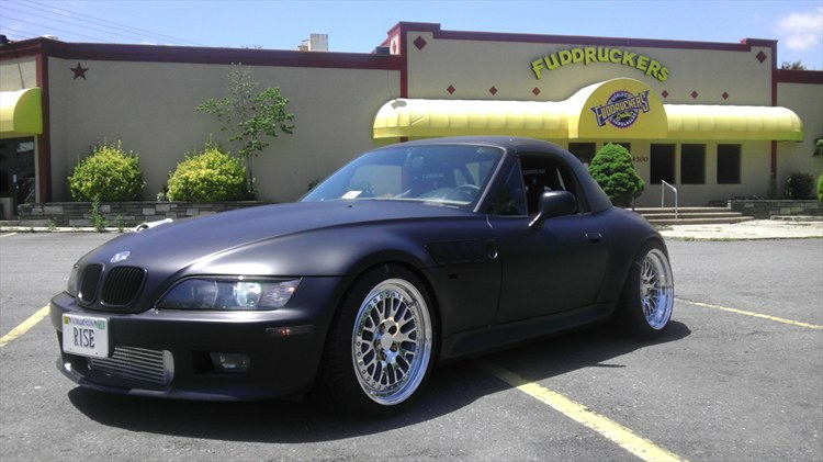 Risen 1998 Bmw Z3 Specs Photos Modification Info At
