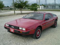 Kenny_Z 1981 DeLorean DMC-12