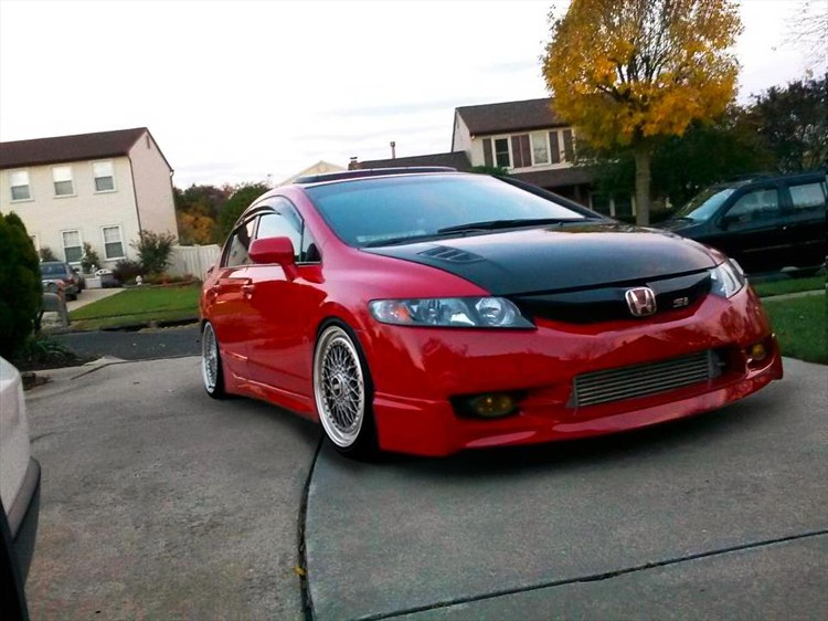 Fuzion777 2009 Honda Civic Specs Photos Modification Info At Cardomain