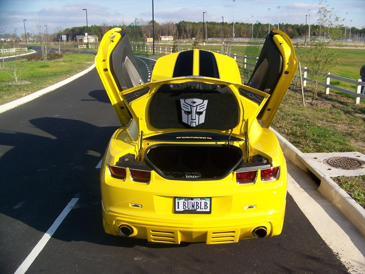 bumblebee camaro for sale in autos post. Black Bedroom Furniture Sets. Home Design Ideas