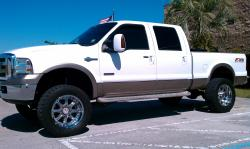 hollywoodoia's 2005 Ford F250 Super Duty Crew Cab