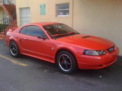 gr33nsp1d3r 1999 Ford Mustang