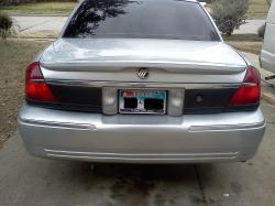 xXcHiNo2KrAzYXx 2001 Mercury Grand Marquis