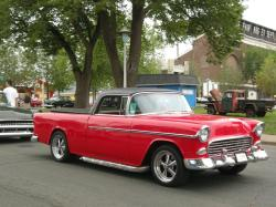 Reddez 57's 1957 Chevrolet Bel Air