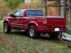 2002 GMC Sonoma Club Coupe Cab