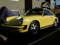 Troy-Glassetts 1974 Porsche 911