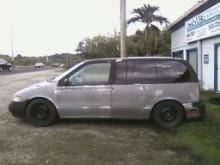 pinkquest 1998 Nissan Quest