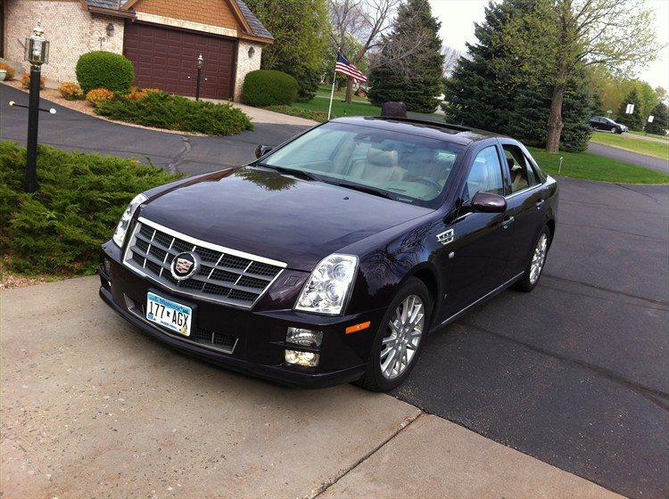 ludacrisvp 2008 cadillac stssedan 4d specs photos. Black Bedroom Furniture Sets. Home Design Ideas